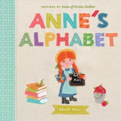 Anne's alphabet cover image