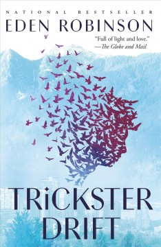 Trickster drift cover image