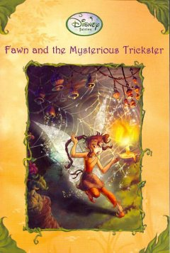 Fawn and the mysterious trickster cover image