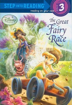 The great fairy race cover image