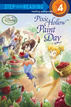 Pixie Hollow paint day cover image