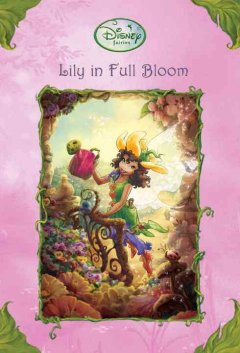 Lily in full bloom cover image
