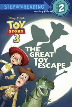 The great toy escape cover image