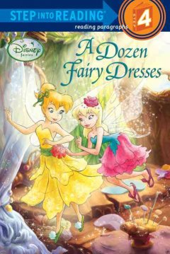 A dozen fairy dresses cover image