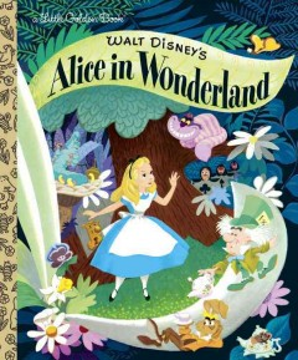 Walt Disney's Alice in Wonderland cover image