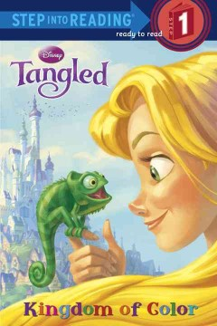 Tangled. Kingdom of color cover image