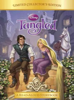 Disney Tangled cover image