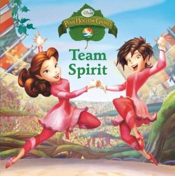 Pixie Hollow Games : team spirit cover image