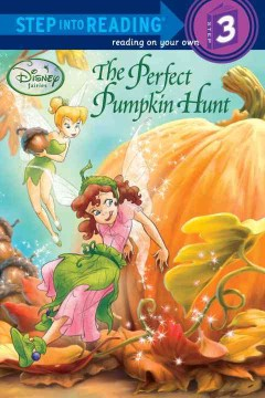 The perfect pumpkin hunt cover image