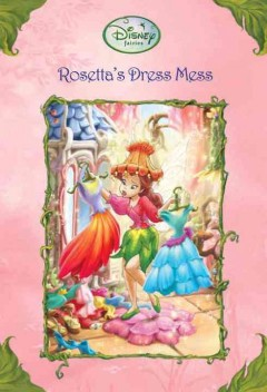Rosetta's dress mess cover image