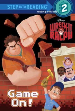 Wreck-it Ralph : game on! cover image