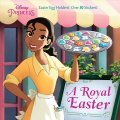 A royal Easter cover image
