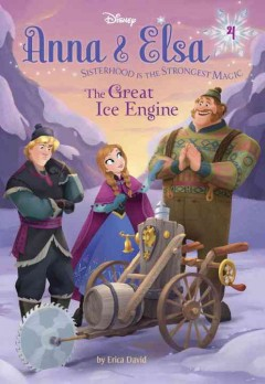 The great ice engine cover image