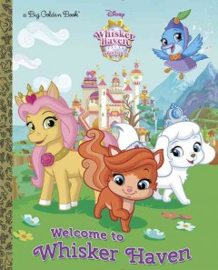 Welcome to Whisker Haven cover image
