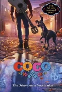 Coco : the junior novelization cover image