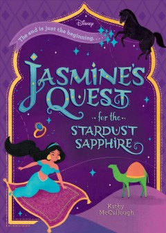 Jasmine's quest for the stardust sapphire cover image