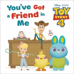 You've got a friend in me cover image