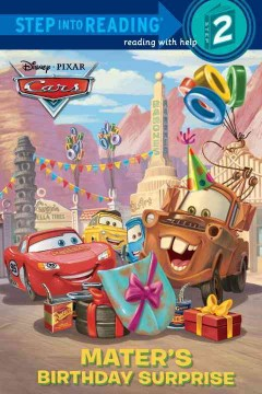 Mater's birthday surprise cover image