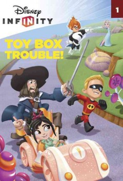 Toy box trouble cover image