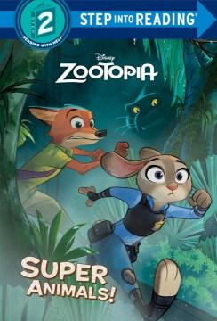 Super animals! cover image