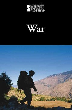 War cover image