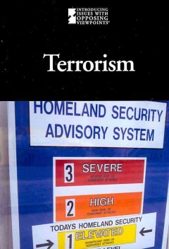 Terrorism cover image