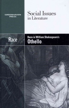 Race in William Shakespeare's Othello cover image