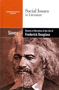 Slavery in Narrative of the life of Frederick Douglass cover image