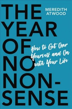 The year of no nonsense : how a little less bullsh*t can change your life cover image