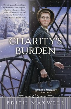 Charity's burden cover image