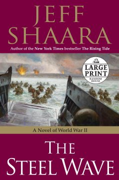 The steel wave a novel of World War II cover image