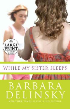 While my sister sleeps cover image