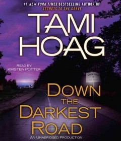 Down the darkest road cover image