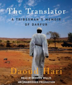 The translator [a tribesman's memoir of Darfur] cover image