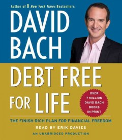 Debt-free for life the finish rich plan for financial independence cover image