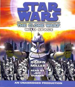 The clone wars. wild space cover image