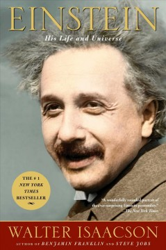 Einstein : his life and universe cover image