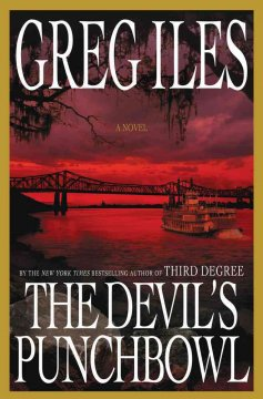 The devil's punchbowl cover image