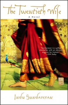 The twentieth wife cover image
