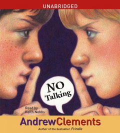 No talking cover image