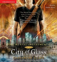 City of glass cover image