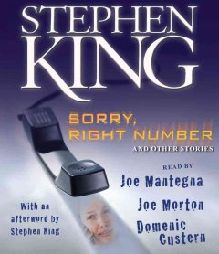 Sorry, right number and other stories cover image