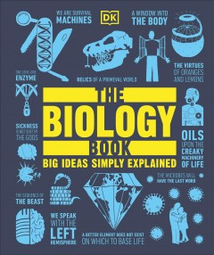 The biology book cover image