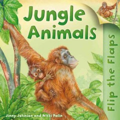 Jungle animals cover image