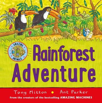 Rainforest adventure cover image
