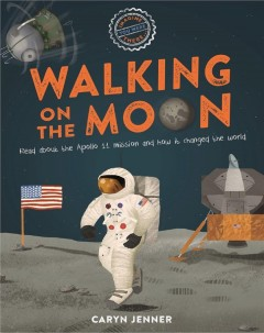 Walking on the moon cover image