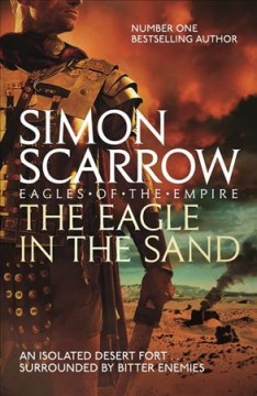 The eagle in the sand cover image