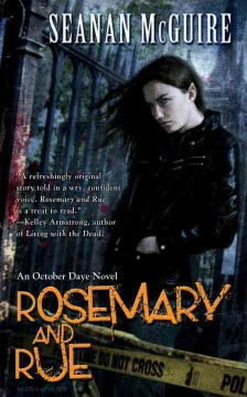 Rosemary and rue : an October Daye novel cover image