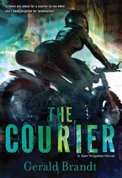 The courier : a San Angeles novel cover image