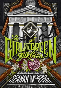 The girl in the green silk gown cover image